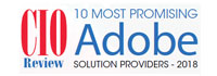 10 Most Promising Adobe Solution Providers - 2018